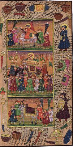 Mughal Dynasty Minia