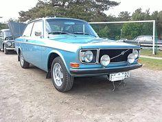 Volvo 142 GL 1972