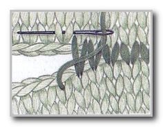 Курс вязания спицами. Сборка изделий. Трикотажные швы