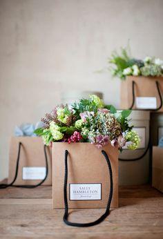 Flowers to go (Shally Hambleton) en El Corte Inglés de Castellana Pª Castellana, 85 (m: Nuevos Ministerios)