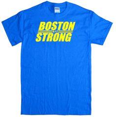 Boston Strong TShirt RDShirts073 by RyottDesigns on Etsy, $14.99