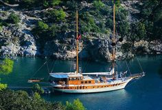 Just one of my dreams. Gulet Cruises from Marmaris Bodrum Fethiye | Gulet in Turkey