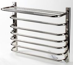 Ravenna Electric Heated Towel Rail H510mm W600mm
