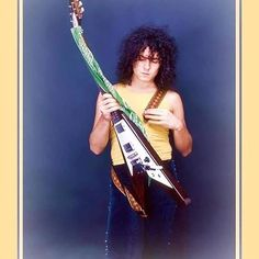 Gibson Flying V, Marc Bolan, Glam Rock, T Rex, Wonder Woman, Rocks, English, Beautiful, English Language