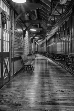 "500px / Photo ""All aboard !"" by Gregg Obst"