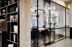 Edge Agency & Creative Oasis' Workplace by MAKE Creative.