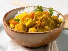 Chicken-Kokos-Curry Rezept | LECKER