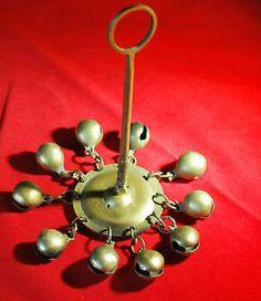 Korean mudang bells.