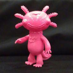 Exclusive Unpainted Pink Wooper Looper