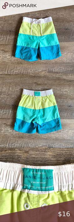 NEW Hurley black gray stripe board shorts boys swim trunk swimsuit sz 2T 3T 4T