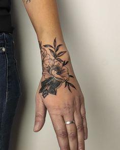 """Lucia on Instagram: """"Videjko ku florálnemu náramku 🌺 #tattoolife #tattooidea #tattoo #tattoos #tattooinspiration #black #blackwork #blacktattoo #blacktattoomag…"""" Tattoo Life, Blackwork, My Design, Tattoos, Instagram, Tatuajes, Tattoo, Tattos, Tattoo Designs"""