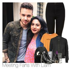 """Liam~#40"" by lauren-beth-owens ❤ liked on Polyvore featuring Payne, Topshop, MANGO, Accessorize, Smashbox, Marc Jacobs, Les Petits Joueurs, Acne Studios and Betsey Johnson"