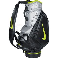 Nike Vapor Staff Golf Bag BG0363 Tour Performance, 6-Way Top, 9 Pockets Mens Golf Bags Bags & Carts