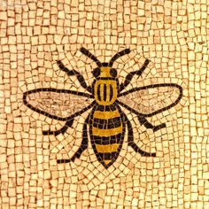 The Manchester Bee a fine art print by PGroganPhotography on Etsy