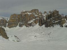 Vista da cima Lagazuoi