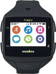 Timex IRONMAN ONE GPS+ Let's face it. There are times when we want to travel light, carry the bare minimum, hit the road and go. What if you could leave your phone behind and stay connected? Simplify your active life and become truly mobile. Introducing Timex IRONMAN ONE GPS+. Your run, your tunes, your messaging, without your phone.