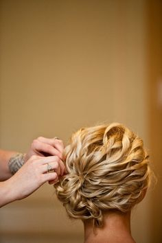 This was pretty much my wedding style...loved it!