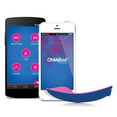 Brand NEW OhMiBod blueMotion Bluetooth Vibrator with App! Buy the best Remote Control Vibrator with fast DISCREET shipping, customer service & 90 day returns. Remote Vibrator, Bluetooth Remote, Wi Fi, Smartphone, Android, Usb, Apple Watch, Shopping, Toys