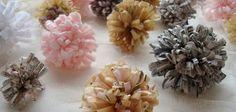 Ideas DIY: Recicla el papel de los regalos de Navidad - AtodoConfetti*
