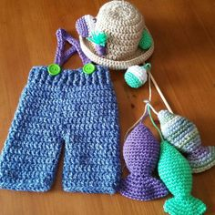 C'est fini. #crochet #newborn