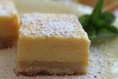 Mimi's Kitchen: Creamy Lemon Bars