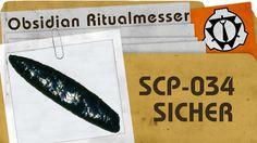 SCP-034: Obsidian Ritualmesser
