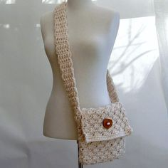 Knitting and Crochet Pattern for Daisy Stitch by Richmondhillknits, $5.00