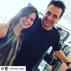 #ENZO #1 #Kamal Richa, my hair specialist, always count on him! #hair #specialist #hairdresser #beauty #elegant #dedicated #expert #cute #style #hairstylist #hairstyle #haircut #fresh #dynamic #esthetic #femininity #long #waves #wavy #voluminous #look #kamal #richa #kamalricha