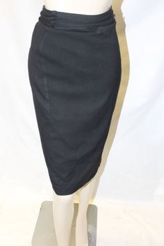 5c5481cf46 Ladies Next Size 12L Black Pencil Skirt #fashion #clothing #shoes  #accessories #