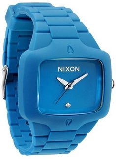 Nixon A139-649 Blue Bracelet & Dial Watch