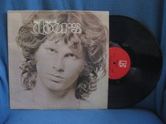 Vintage The Doors  Best Of Vinyl LP Record Album by sweetleafvinyl, $7.99