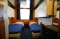 Ampie cabine per il pernotto in #nave. MOBY cerca sempre di confortarti al meglio durante tutto il #traghetto www.moby.it/rotte/traghetti-sardegna.html