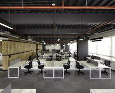 JWT Bogotá Headquarters / AEI Arquitectura e Interiores #bafco #bafcointeriors Visit www.bafco.com for more interior inspirations.