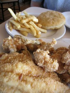 Food We Found In Southern Florida- Gator Tails and Frog Legs!