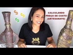 DIY - Como Fazer: Decoração c/ Garrafas Recicláveis (pet, vidro) - YouTube