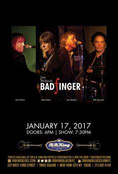 Joey Molland's Badfinger (1.17.17)