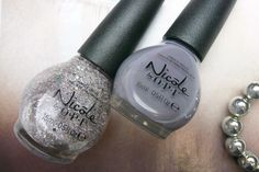 Nicole by OPI Shaved Nice Keep Your Gray Job Swatch Review