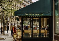 Deux Magots #Paris #Francia #France #BlogDestinia