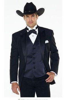 5 piece(jakcet+pants+bow+tie) Notch lapel Western Cowboy Style Groom Wear tuxedos Best man Wedding Suits for Groom Man vestido