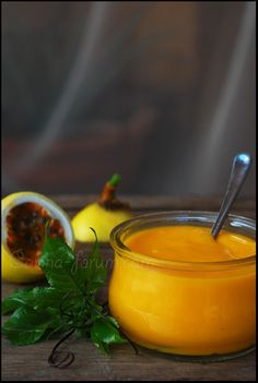 #Passion #fruit #curd #dessert #recipe