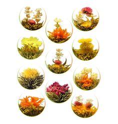 MIX Fleurs de thé pack 12