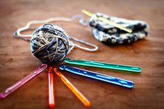 3 ideas para reciclar bolsas de plástico con crochet ¡Increíbles resultados!