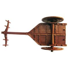 Ceiling Fan, Forte Apache, Medieval, Diorama, Vehicle, Crafts, Design, Home Decor, Wooden Toys For Kids
