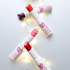 What girl could resist these lip-loving sheer colors in four yummy shades!