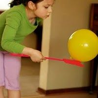 30 ways to play with balloons great for rainy day fun!--great website, too. Awesome---what kids does not love balloons. Gross Motor Activities, Gross Motor Skills, Indoor Activities, Craft Activities For Kids, Activity Games, Toddler Activities, Games For Kids, Crafts For Kids, Fun Games