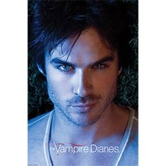 I would be lying if I said if he wasn't part of the reason I watch The Vampire Diaries....