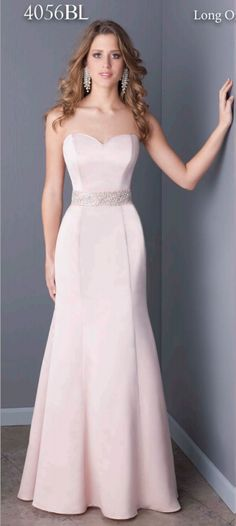 Aurora Bridal, AA4056BL, available in white, ivory & blush.