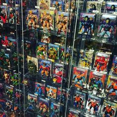 Impressive Masters of the Universe He-Man collection