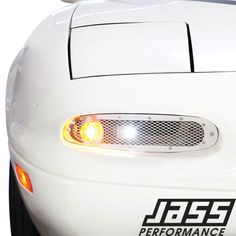 Turn Signal Intakes by Jass Performance • Turn Signal Intakes by Jass Performance combine dramatic, stylish looks and purpose-driven engineering. The intake grilles are made from stainless steel and either polished to a high shine or powdercoated black. TSIs bring cooler outside air into the hot engine compartment, to help keep components cool and make a bit more horsepower.