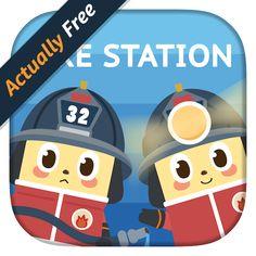 Jobi's Fire Station